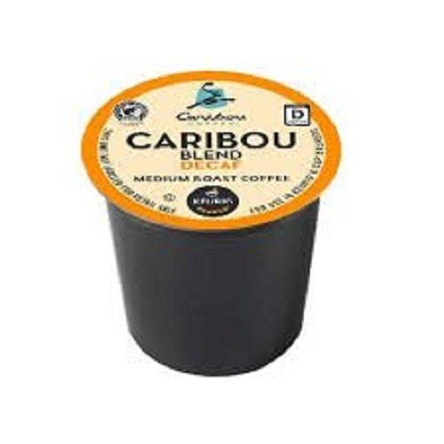 CARIBOU COFFEE DECAF BLEND 72 K CUPS
