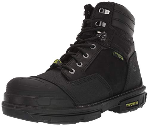 "Wolverine Men's 6"" Yukon Construction Boot"