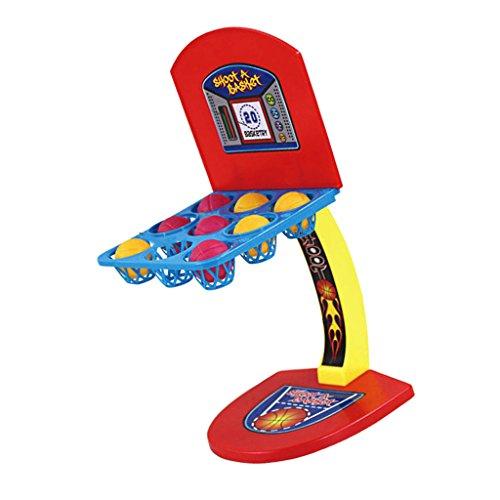 【ノーブランド品】家族 面白い ボードゲーム ミニバスケットボール シュートゲーム フィンガープレイ 子供 おもちゃ 贈り物の商品画像