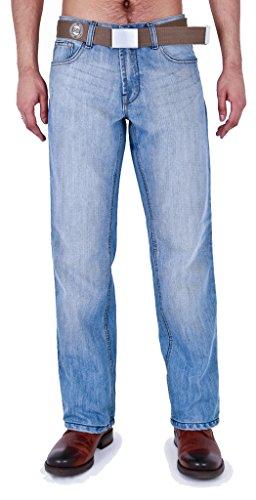 Da Design Arresto Di Lightwash Sviluppo Uomo Jeans rfxvr1