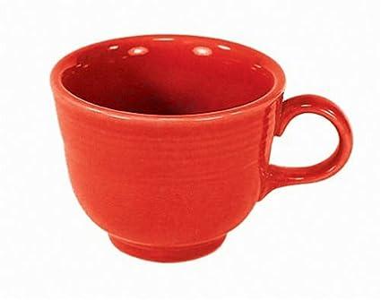 Fiesta 7-3/4-Ounce Cup, Scarlet