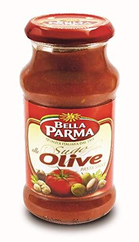 Bella Parma pastasaus met olijven 350g