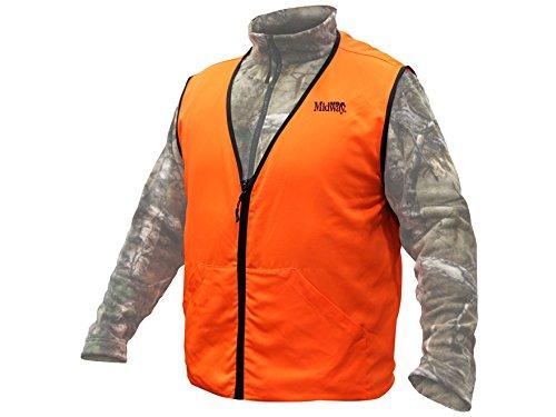 MidwayUSA Mens Blaze Orange Vest