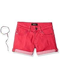 DKNY Pantalones Cortos Hipster Suaves y Suaves para niñas