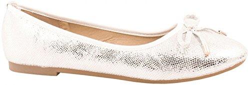 Elara - Zapatillas Mujer Weiß