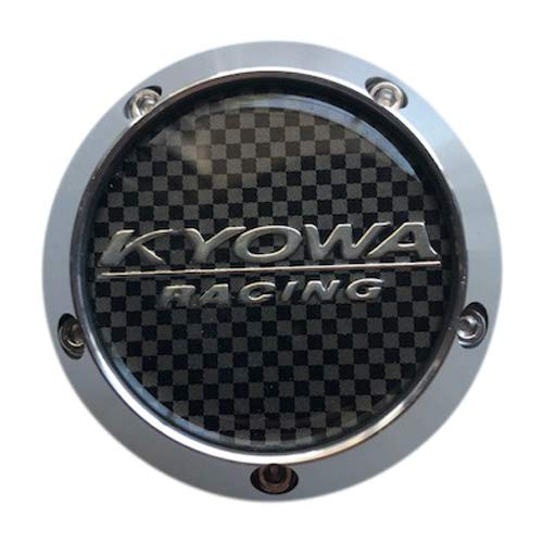 Kyowa Racing C-099 Used Chrome Center Cap (Kyowa Racing)