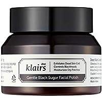 KLAIRS Gentle Black Sugar Facial Polish, 110g, 0.181 kg