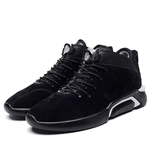 8 Plate High Sports 41 Colors Feifei 3 Leisure and Quality Winter UK7 Men's Color Size 03 CN42 Shoes Materials Keep Warm Shoes 5 EU ABqEHwP