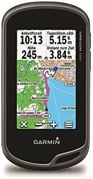 Garmin Oregon 600 - GPS de travesía con pantalla táctil con ...
