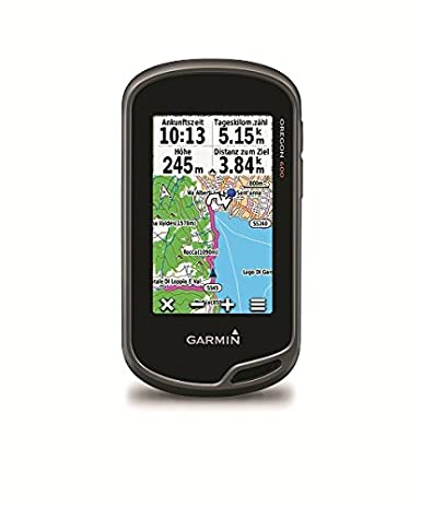 Amazoncom Garmin Oregon Inch Worldwide Handheld GPS Cell - Gps amazon com