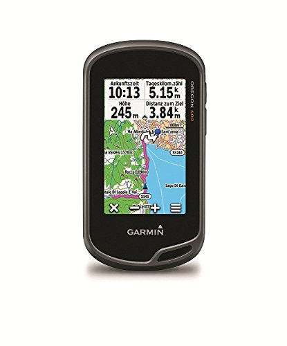 Garmin Oregon 3 Inch Worldwide Handheld