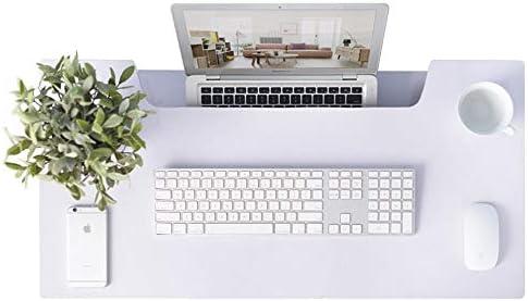 Escritorio de computadora Mesas de madera Computer mesa rodante ...