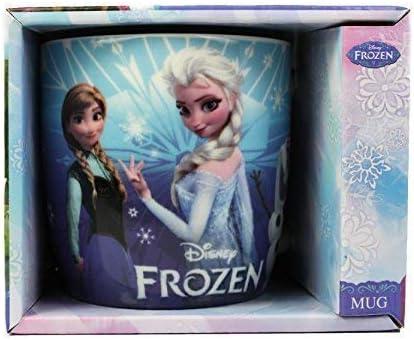 Disney Frozen Taza Taza de Cerámica, Cuenta con una Elsa, Anna y ...