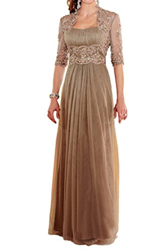 Missdressy -  Vestito  - stile impero - Donna Champagne 44