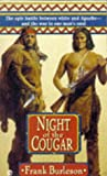 Night of the Cougar, Frank Burleson, 0451187326