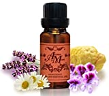 Calming A Floral Blend of some of Highest Quality 100% Pure Essential Oil 100 ml (3 1/3 Fl Oz) Premium Grade-Beauty