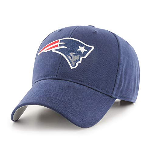 NFL New England Patriots Children Cinch Ots All-Star MVP Adjustable Hat, Kids, Light Navy