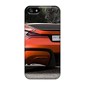 Scratch-free Phone Cases Case For Iphone 4/4S Cover - Retail Packaging - Bmw M1 Concept Black Friday