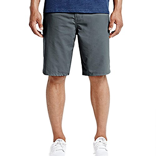 Hurley One and Only Chino 2.0 Shorts - Cool Grey - 30 by Hurley