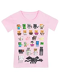 Minecraft Girls' Minecraft T-Shirt