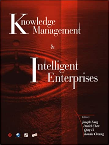 Knowledge Management and Intelligent Enterprises: 9th IFIP 2.6 Working Conference on Database Semantics (DS-9), Hong Kong, 25-28 April 2001