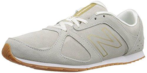 New Balance Womens WL555 Womens Only Casual Running Shoe, crema, 38 EU/5.5 UK