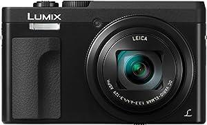 "Panasonic DC-ZS70 Lumix 20.3 MP, 4K Digital Camera, Touch 3"" LCD + FREE Panasonic DMW-ZSTRV Battery & Charger Pack"
