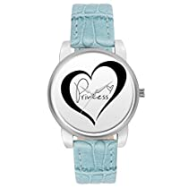 BigOwl Analogue White Dial Girl's Watch - 2009018303-Rs3-S-T