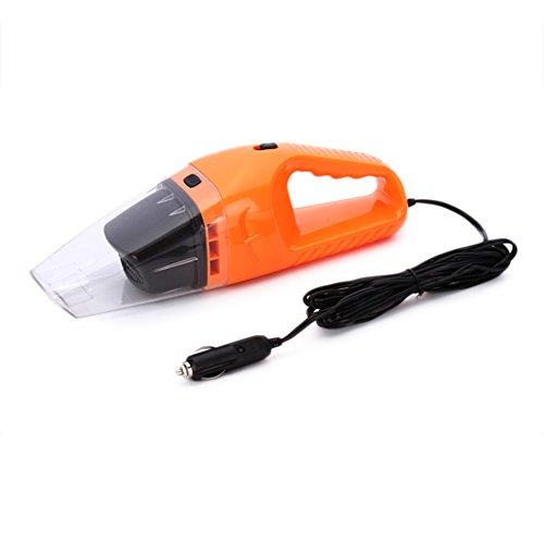 Car Vacuum Cleaner, Longsonk Portable Handheld 12V Powerful