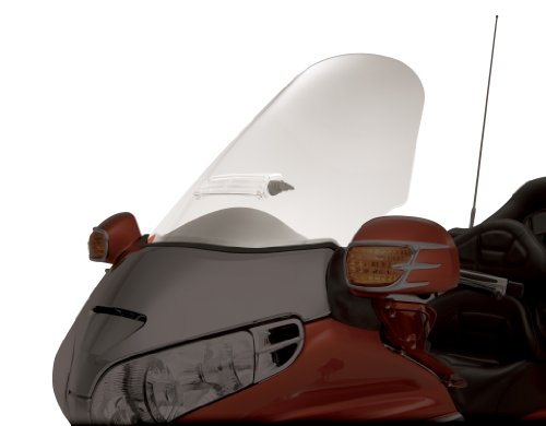 Show Chrome Accessories 20-518 Clear Sweptback Windshield