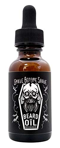 GRAVE BEFORE SHAVE Beard 1oz product image