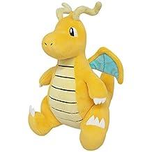 "Sanei PP39 Pokemon All Star Collection, Dragonite 8.5"" Stuffed Plush"