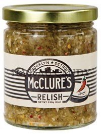 McClure's Spicy Relish 9oz