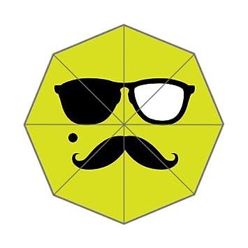 Personalizada Moda estilo antiguo bigote, gafas de sol ...