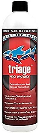 ATM Aquarium Products Triage First Response