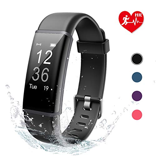 Cheap Lintelek Fitness Tracker HR Activity Tracker with Heart Rate Monitor, Sleep Monitor, Fitness Band with Steps Counter, Calories Counter, Pedometer Watch for Kids Women and Men ww activity tracker