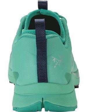 Arc'teryx Norvan VT Trail Running Shoe - Women's Caraibes/Blue Nights, US 6.0/UK 4.5
