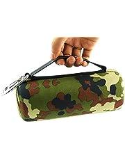 Lyperkin Case for JBL Flip 3 Speaker Hard Waterproof Portable Mountaineering Wireless Bluetooth Speaker [Easy Carry] (Camouflage)