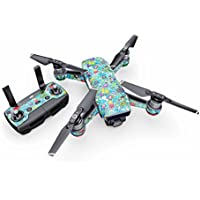 Jewel Thief Decal for drone DJI Spark Kit - Includes Drone Skin, Controller Skin and 1 Battery Skin
