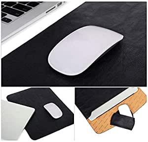 Ultra Thin, Leather Sleeve Case for Apple Macbook Air 11.6 C7-BK12 by Cartinoe
