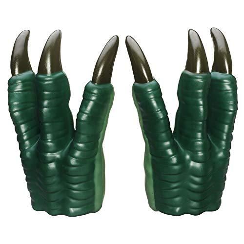 Jurassic World Velociraptor Claws (Best Hulk Costume Ever)
