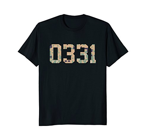 0331 Machine Gunner Shirt