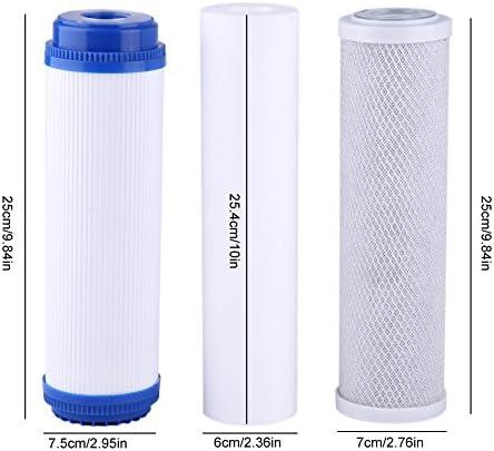 Filtro de Agua para purificador de Agua (25,4 cm): Amazon.es: Hogar