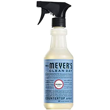 Mrs. Meyer's Multi Surface Spray Cleaner, Blubell, 16 Ounce