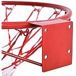 Palm-tabellone-Basket-Esterno-regolamentare-da-Muro-Professionale-Esterno-Adulti-da-Interno-da-Esterno-46-cm