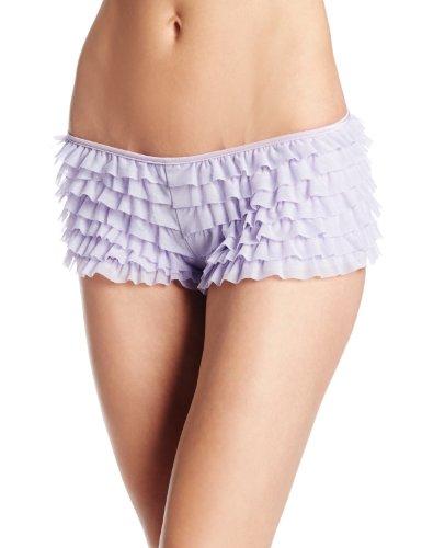 fe44d4a0eb1 Coquette Women s Ruffled Rhumba Booty Short - Buy Online in Oman ...