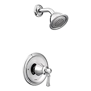 Moen T2182 Dartmoor Posi-Temp Shower Only, Chrome