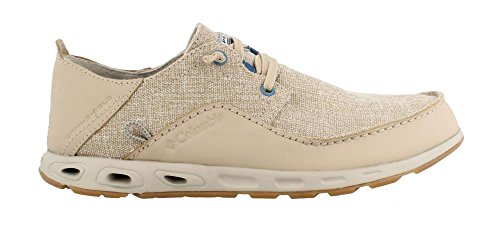 Columbia Men's, Bahama Vent Loco Relaxed II PFG Lace up Shoes Khaki 10 M