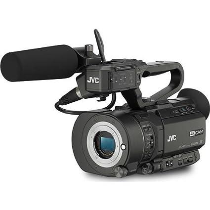 JVC GY-LS300CHU Ultra 4K HD 4KCAM Super 35 Pro Camcorder