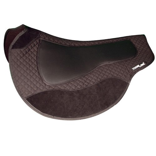 ThinLine Barrel Western Saddle Pad